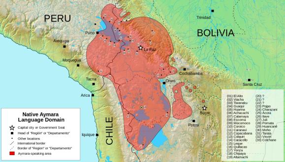 Aymara Language