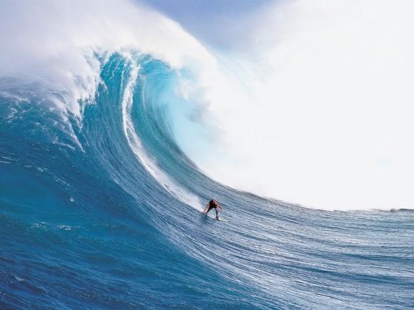 Big Wave Peru