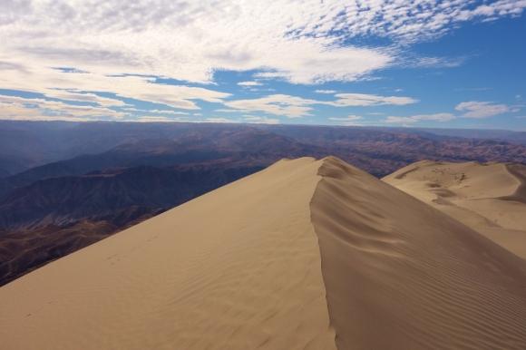 Cerro Blanco Sand Dune